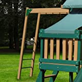Optional Monkey Bar Extension for All Monkey Playsystems Models