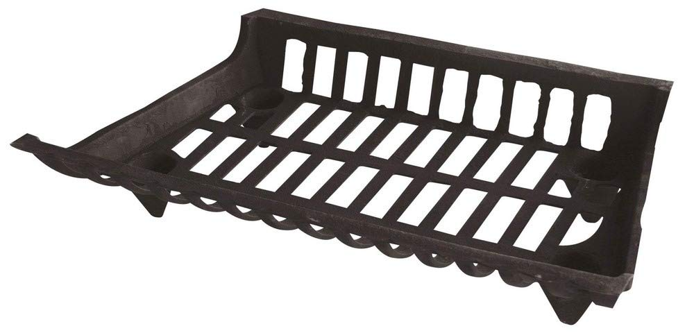 Uniflame, C-1533, 24 in. Cast Iron Grate by Uniflame