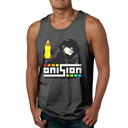 GOOOET Men's Youtube Onision Tank Top Gym Tee Shirts