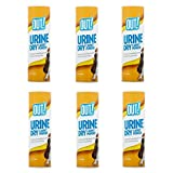 OUT! Urine Dry Carpet Powder, 24 oz (6 pack)