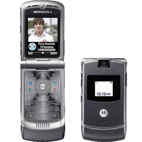 rl Gray Phone (T-Mobile) No Contract ()