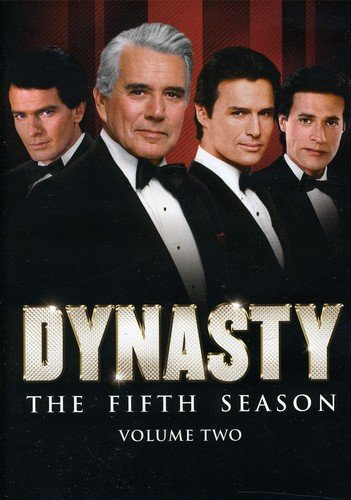 DVD : Dynasty: The Fifth Season Volume Two (Full Frame, , 4 Disc)