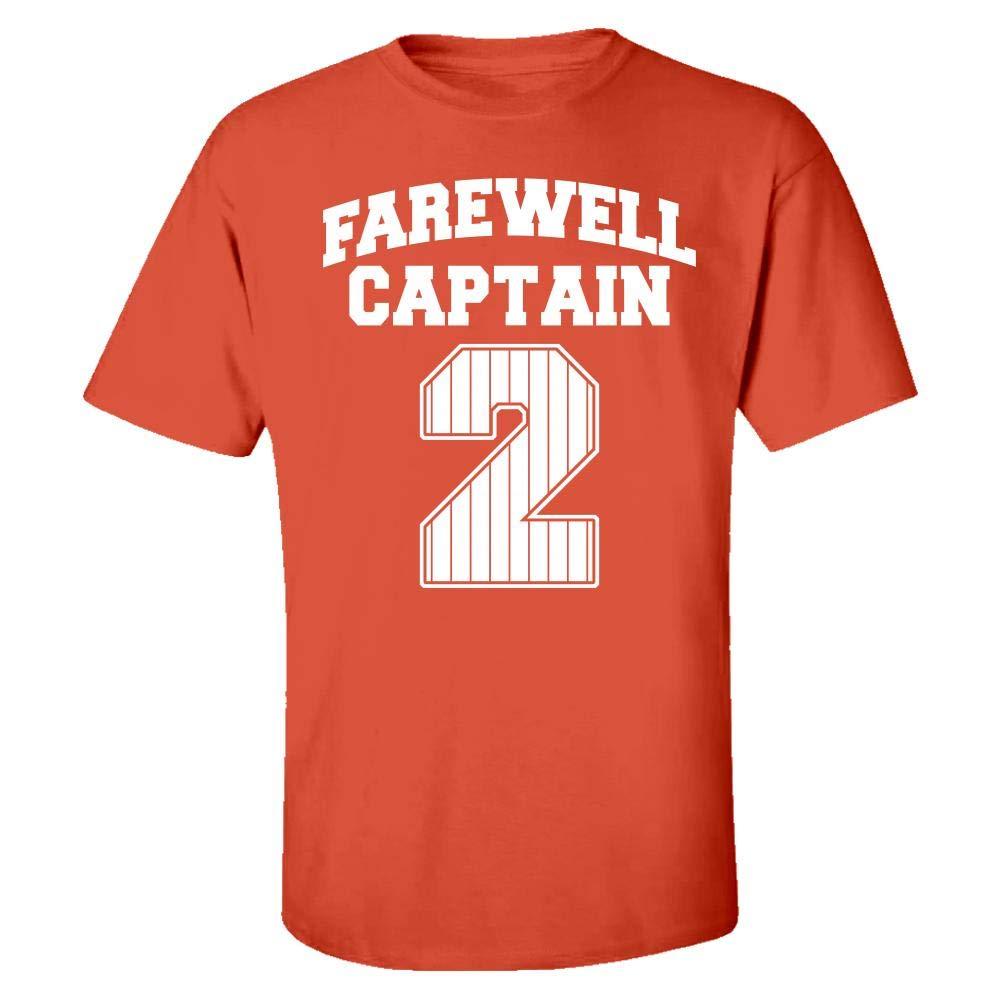 Peyton Winks Farewell Captain American Football Kids Shirts