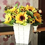 Shineweb-7-Scape-Fake-Sunflower-Artificial-Silk-Flower-Bouquet-Home-Wedding-Floral-Decor-Pack-of-3