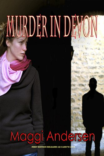 Book: Murder in Devon by Maggi Andersen