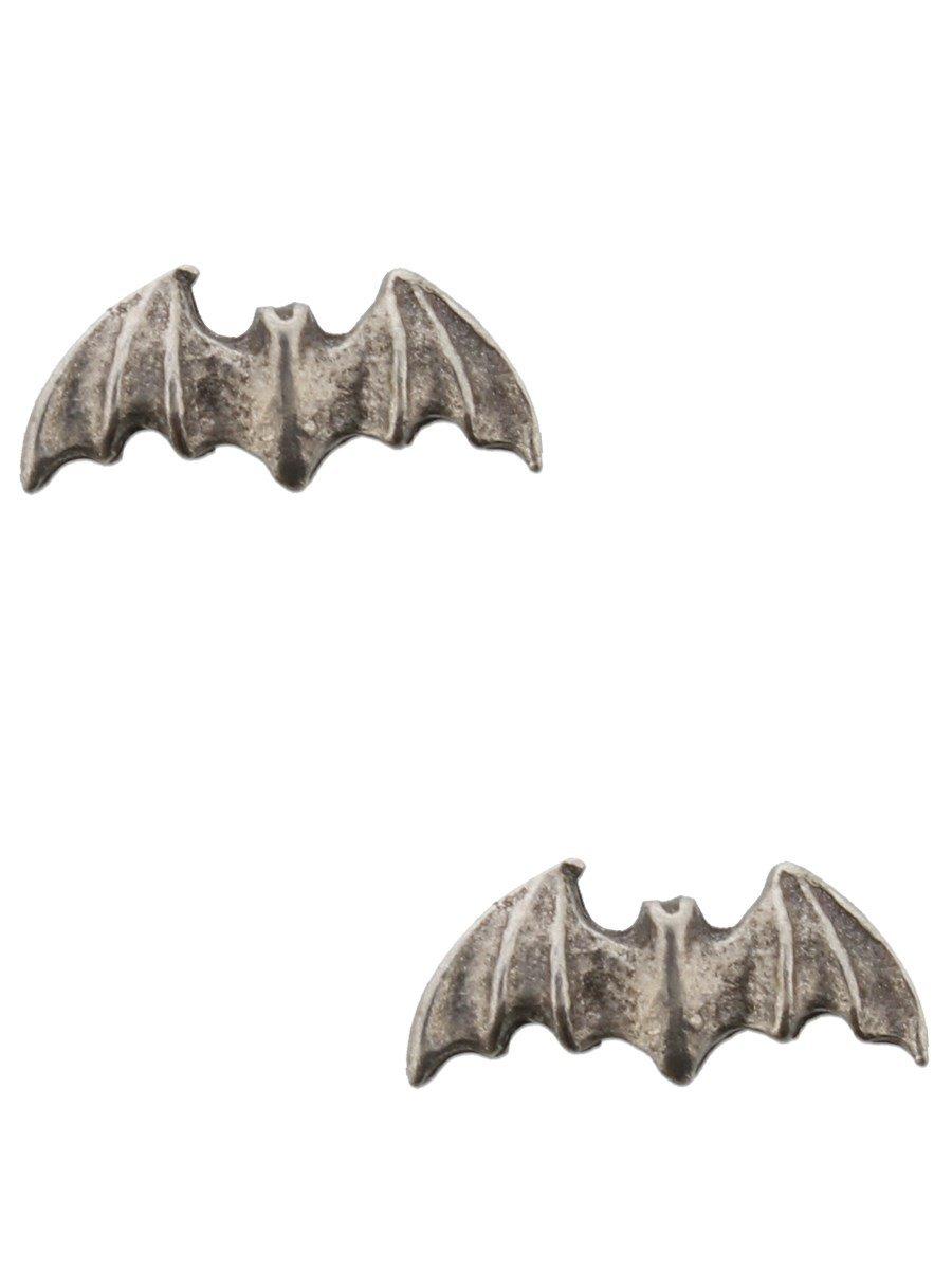 Ohrringe Bat Studs x 2 Alchemy E186
