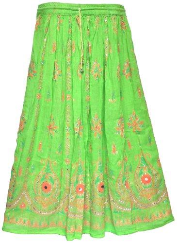 Jupe Femme 6 taille MapleClothing Green unique SgwqBBOC