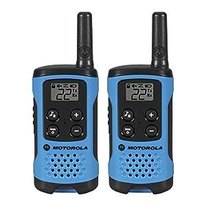Motorola T100 Talkabout Radio, 2 Pack