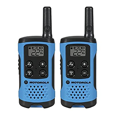 Motorola T100 Talkabout Radio, 2 Pack by Earl & Brown Co. - DROPSHIP Pubcode Code