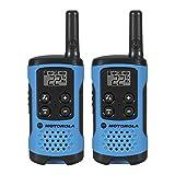 Motorola T100 Talkabout Radio, 2-Pack