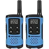 Motorola T100 Talkabout Radio, 2 Pack
