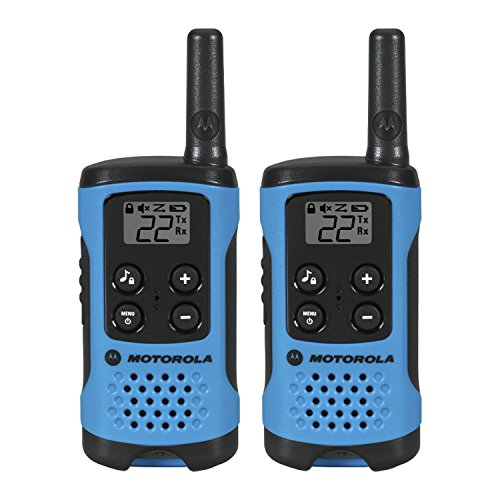 Motorola T100 Talkabout Radio, 2 Pack -
