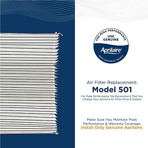 Aprilaire 501 Accordion Filter Media