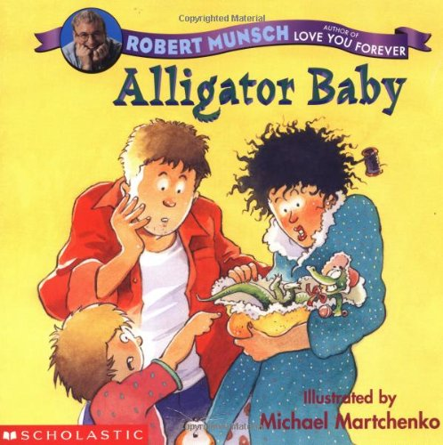 Read Online Alligator Baby pdf