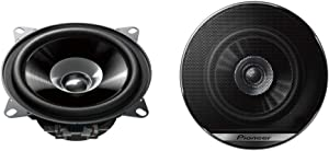 Pioneer TS-G1010F Dual Cone 4-Inch 150 W 2-Way Speakers