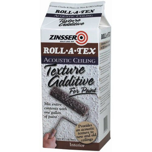 - Rust-Oleum 22235 1-Pound Box A-2 Roll-A-Tex Acoustic Ceiling