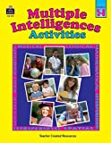 Multiple Intelligences Activities, Julia Jasmine, 1557343993