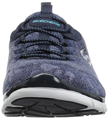 Gratis Para Skechers Zapatillas Azul Mujer nvy lacey OwwAqFB