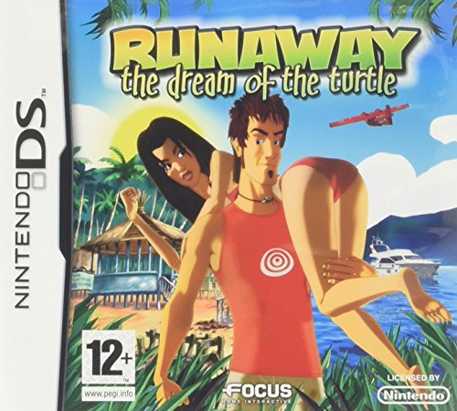Runaway: The Dream Of The Turtle (NDS) (UK)