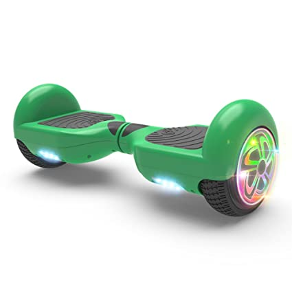 Amazon.com: Hoverboard - Patinete eléctrico autoequilibrado ...