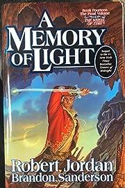 Robert Jordan: A Memory of Light…