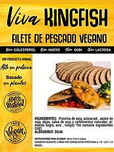 VIVA PLANTA RODAJAS DE PESCADO (VEGANO) 300g | Sin Gluten ...