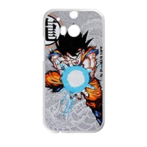 HTC One M8 Dragon Ball Z pattern design Cell Phone Case HDBZ12J74214
