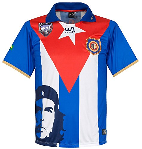 Amazon.com : W A Sports FC Madureira Che Guevara Goalkeeper Jersey 2013/2014 : Sports & Outdoors