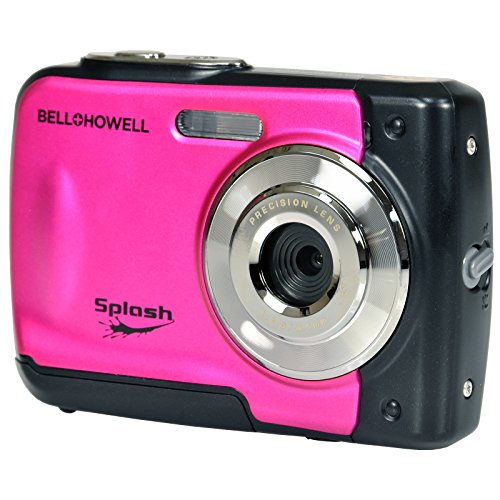 Pink Digital Waterproof Camera - 5