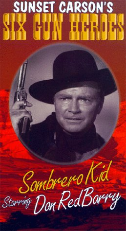 Sombrero Kid [VHS] - Outlet Merrick