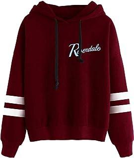 Silver Basic Women's Riverdale Hoodie Outerwear Southside Serpents Jughead Jones Sweatshirts