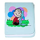 CafePress - Happy Linus - Baby Blanket, Super Soft Newborn Swaddle