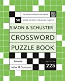 Simon and Schuster Crossword Puzzle Book, John M. Samson, 0743222652
