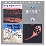 Triple Album Collection (In Rock/Fireball/Deep Purple With The Royal Philharmonic Orchestra) by Deep Purple