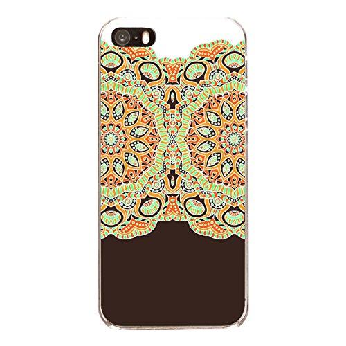 "Disagu Design Case Coque pour Apple iPhone 5 Housse etui coque pochette ""Mandala No.7"""