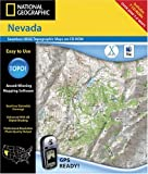 Search : National Geographic TOPO! Nevada Map CD-ROM (Mac)