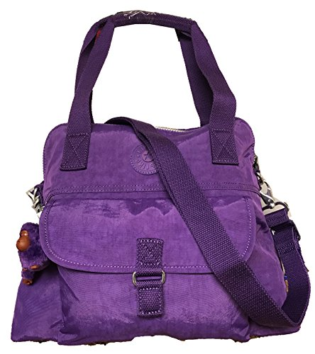 53b5cf80e6 Kipling Pahneiro Tote or Crossbody Bag (TilePurple) - Buy Online in Kuwait.  | kipling Products in Kuwait - See Prices, Reviews and Free Delivery in ...