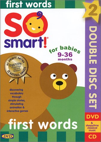 UPC 646667722390, So Smart - First Words