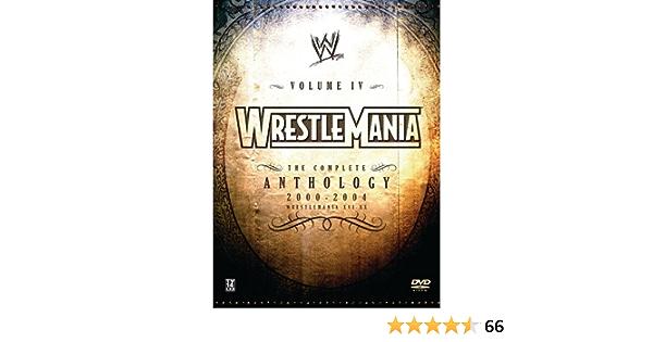 Wrestlemania X-Seven [Reino Unido] [DVD]: Amazon.es: The Rock ...
