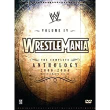 WWE WrestleMania: The Complete Anthology, Vol. IV, 2000-2004 (WrestleMania XVI-XX) (2001)