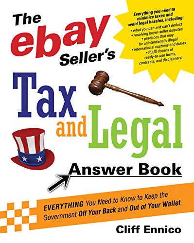 eBay Sellers Legal Answer Book product image