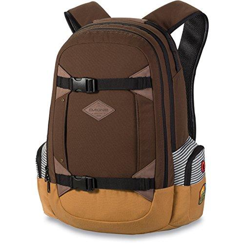 Dakine Men's Team Mission 25L Backpack, Louif Paradis, OS