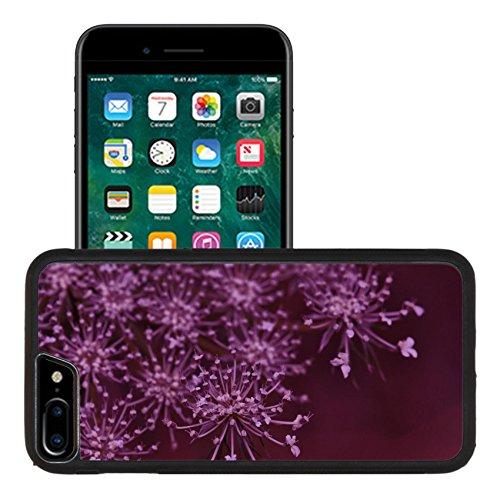 plus iPhone 8 plus Aluminum Backplate Bumper Snap iphone7plus/8plus Case Yarrow flowering macro abstract background Selective focus 29391948 (Yarrow Flowering)