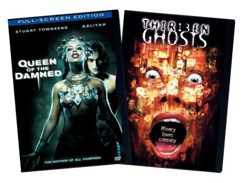 Queen of the Damned / Thirteen Ghosts ()