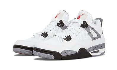 ... Air Jordan 4 Retro Style# 308497-103 Mens Size: 12 M Us