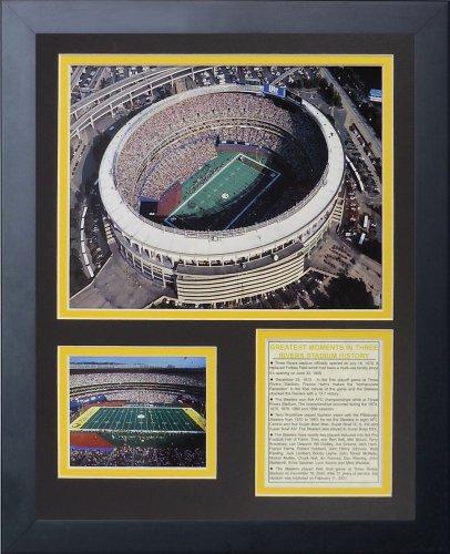 Legends Never Die Three Rivers Stadium Framed Photo Collage, 11x14-Inch