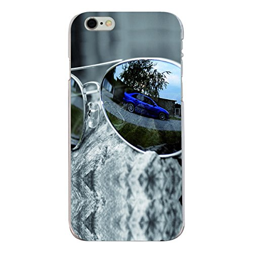 "Disagu Design Case Coque pour Apple iPhone 6s Housse etui coque pochette ""Auto in Sonnenbrille"""