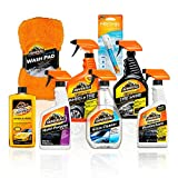 Armor All 18574 Premier Car Care Kit (8 Piece Kit) - 18574