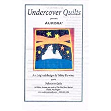 Aurora, Exclusive Quilt Pattern by Mary Downes, Polar Bears, Alaska, DIY Quilt Pattern