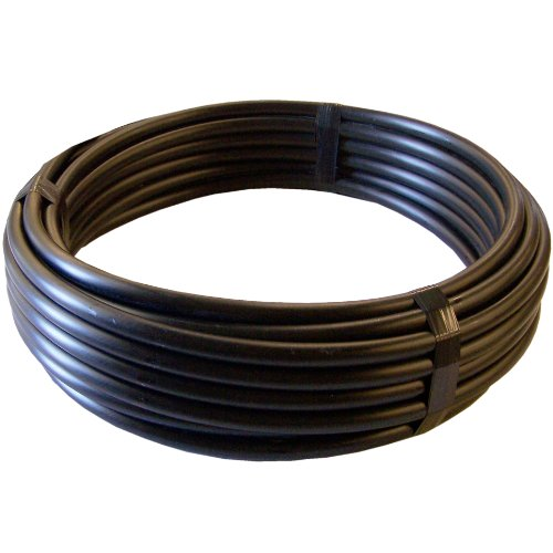 (Genova Products 910071 3/4-Inch x 100-Foot 100 PSI Poly Cold Water Plumbing/Irrigation Pipe Tubing Roll)